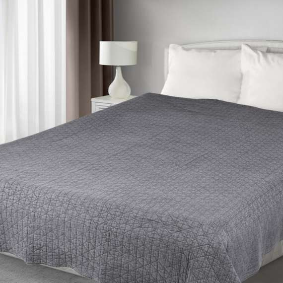 BED COVER WITH STONE WASH EFFECT - от 89.00 BGN на 71.20 BGN